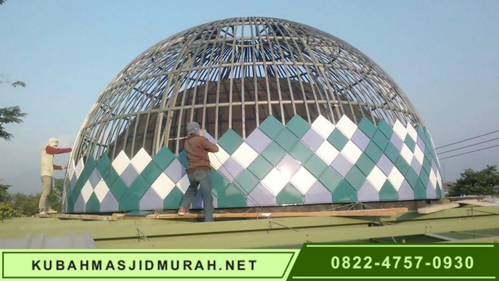 Harga Kubah Masjid Murah Galeri Panel 10