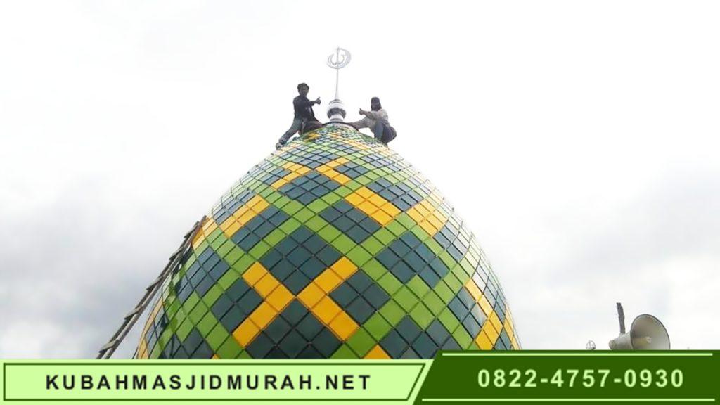 Harga Kubah Masjid Murah Galeri Panel 3