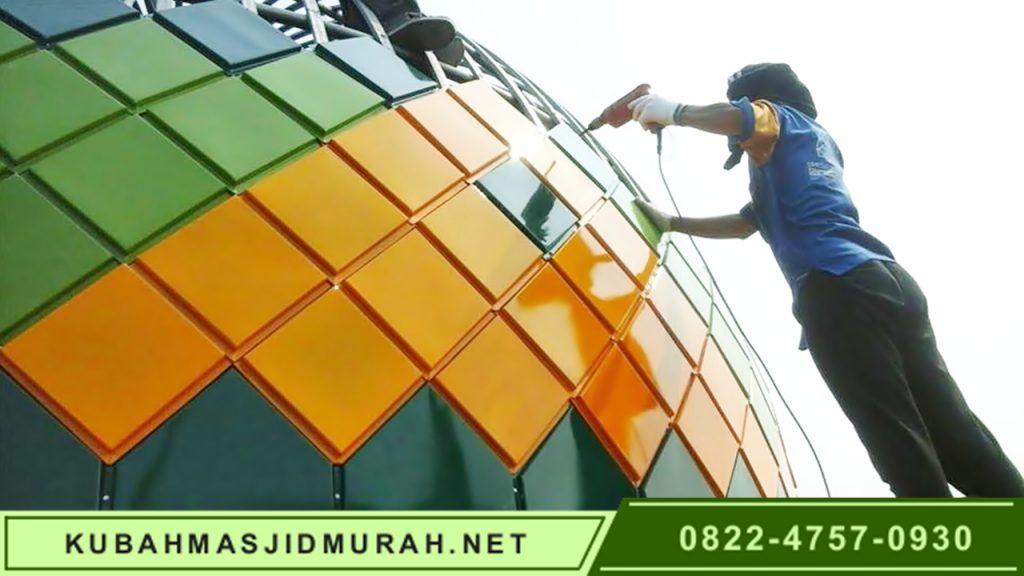 Harga Kubah Masjid Murah Galeri Panel 6