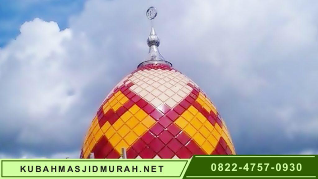 Harga Kubah Masjid Murah Galeri Panel 7