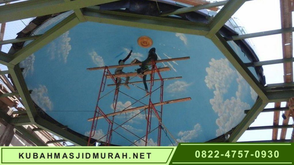 Harga Kubah Masjid Murah Galeri Plafon 1