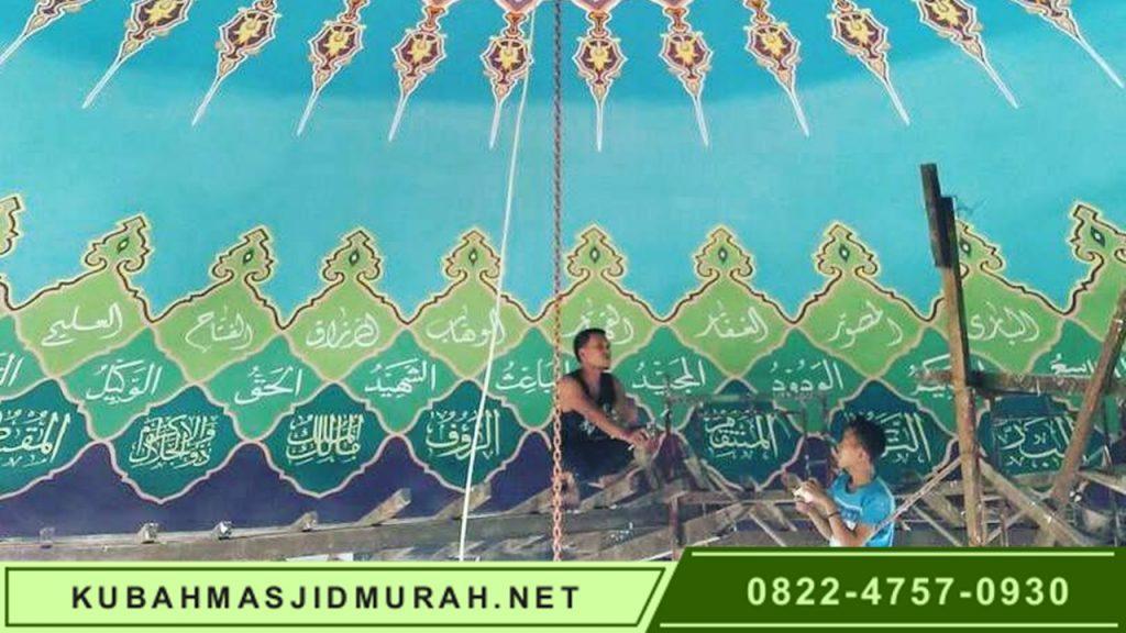 Harga Kubah Masjid Murah Galeri Plafon 3