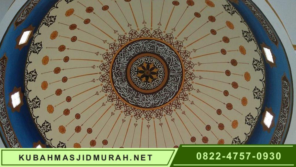 Harga Kubah Masjid Murah Galeri Plafon 9