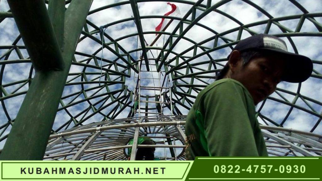 Harga Kubah Masjid Murah Galeri Rangka 8