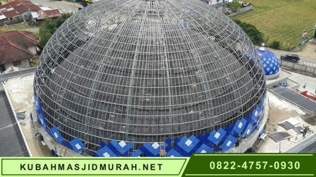 Harga Kubah Masjid Murah Galeri Rangka 9