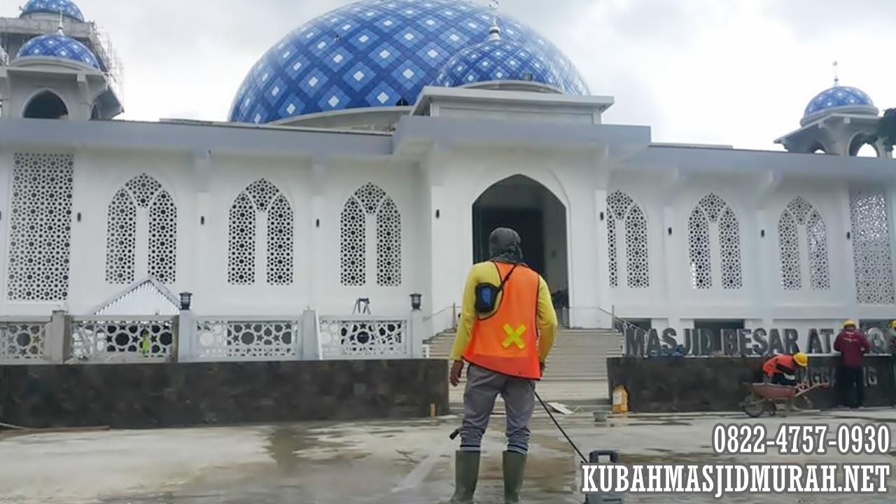 Harga Kubah Masjid Murah Header