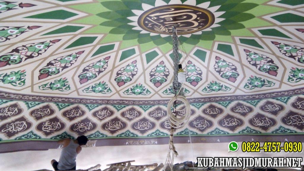 Jasa Kaligrafi Masjid - Kaligrafi Lukis 3
