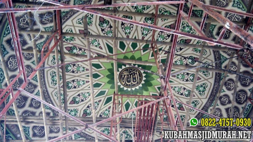 Jasa Kaligrafi Masjid - Kaligrafi Lukis 6